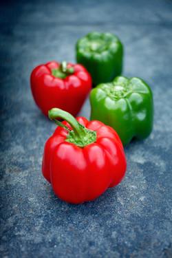 farmer's market bell peppers