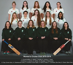 University of Leeds Women's Cricket Club