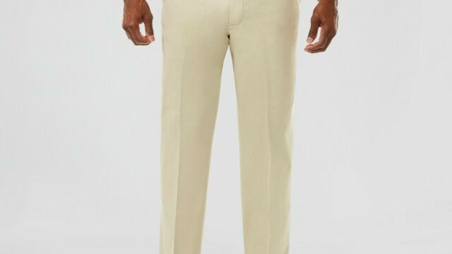 Haggar Men's Big & Tall Trouser Pants