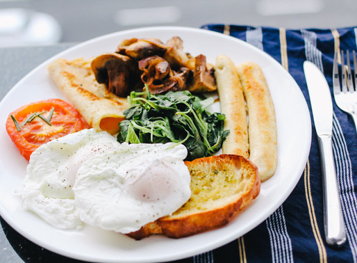 How to order a healthy brunch