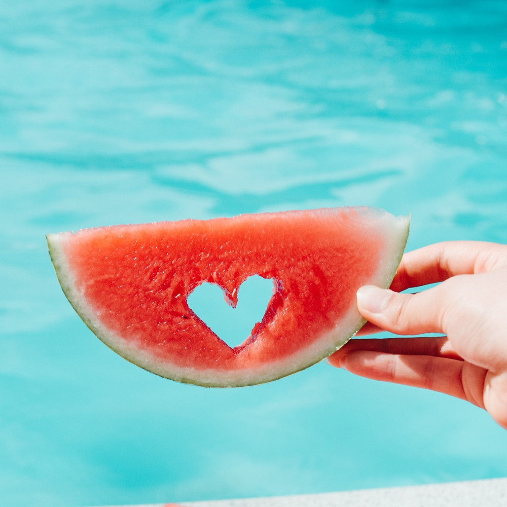 Is watermelon healthy; does watermelon have too much sugar; healthy lifestyle changes; low sugar snacks