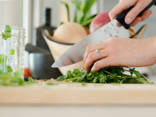 How to save time in the kitchen and eat more veggies