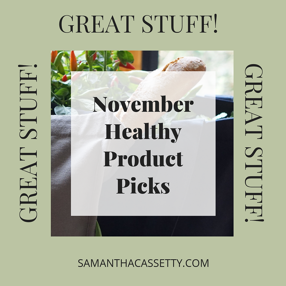 healthy product picks, healthy meal ideas, healthy kitchen gadgets, healthy supermarket products