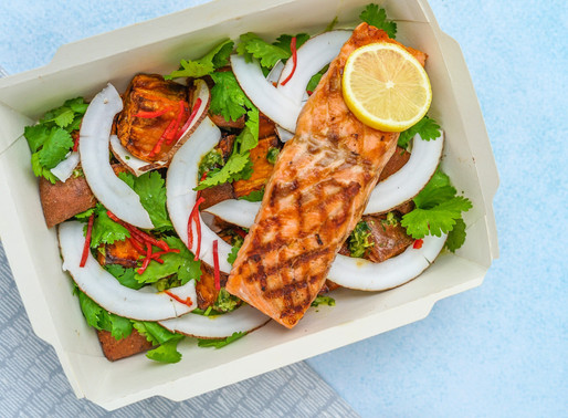 How to Order Healthy Takeout and Delivery Meals