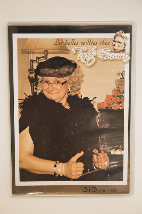 DVD Souvenir : Les belles veillées Chez Tante Emma