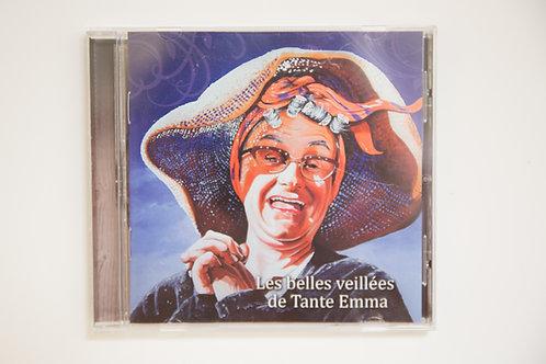 CD : Les belles veillées de Tante Emma