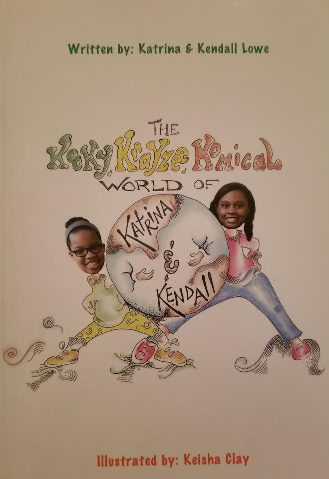 The Kooky, Krayzee, Komical World of Katrina and Kendall