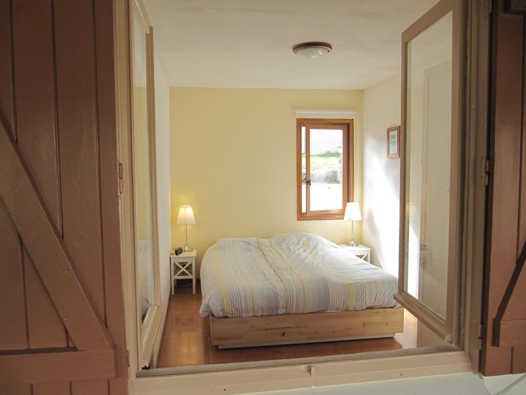 slaapkamer a gite