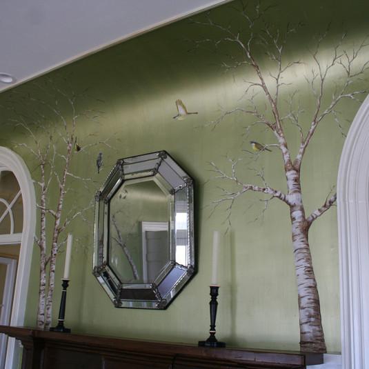 Dining room Mural