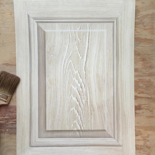 Trompe L'oeil panel (sample)