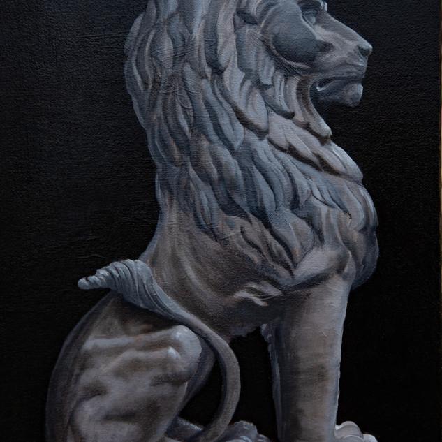 Cast of a Lion