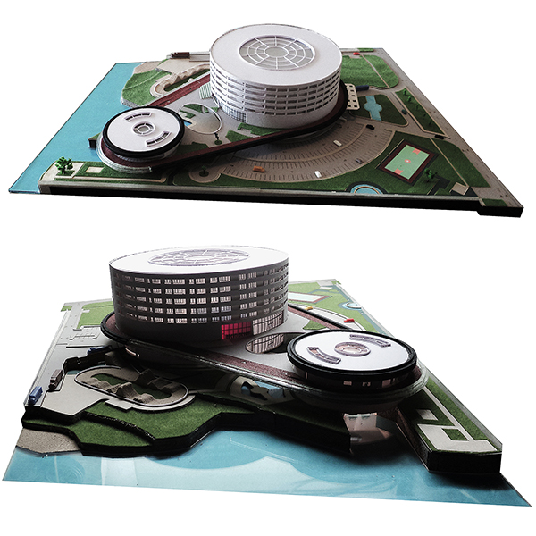 Sport Resort arch-model