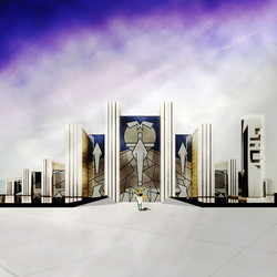 CATHEDRAL  01- 111ARQ