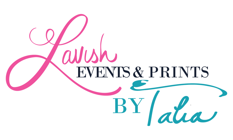 Lavish Parties and Prints by Talia  Bran