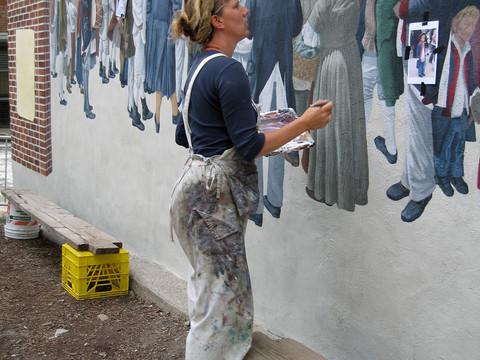 Trenton mural
