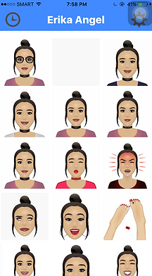 Emoji App | portfolio
