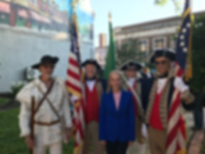 Color Guard with Rep Scanlon.jpg