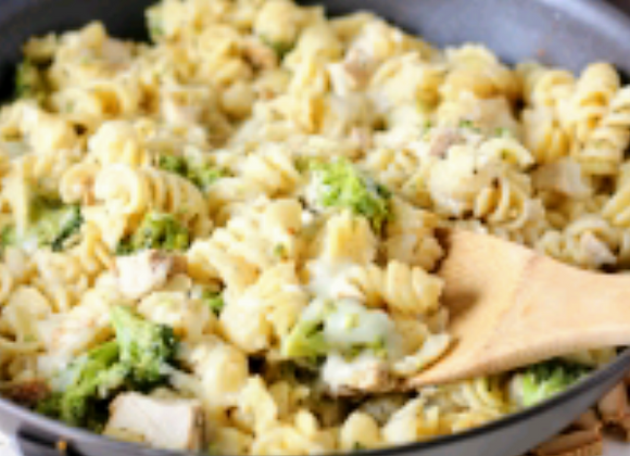 Chicken & Broccoli Rotini