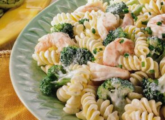 Shrimp & Broccoli Rotini