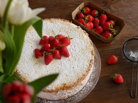 Erdbeer-Käsesahne