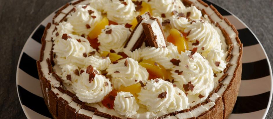 Milchschnitte-Torte (no bake)
