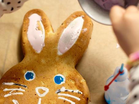 Rührkuchen für Ostern