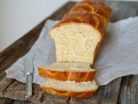 Butter-Brioche