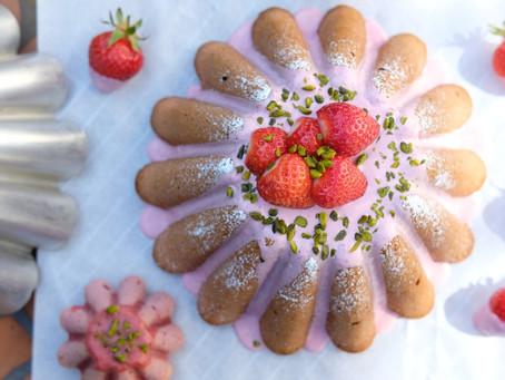 Erdbeer Gugelhupf
