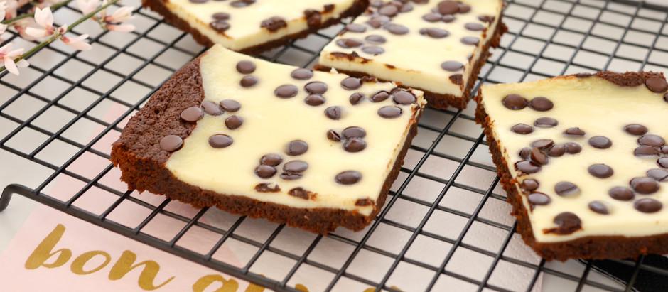 Käsekuchen-Brownie