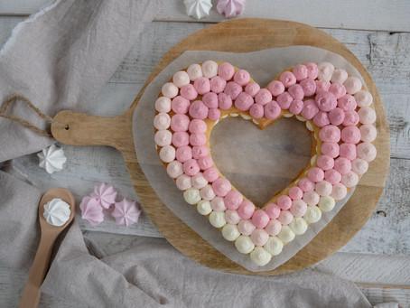 Herz Cream Tarte