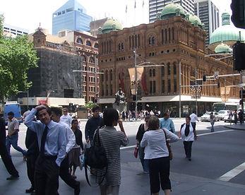 Sydney Streets