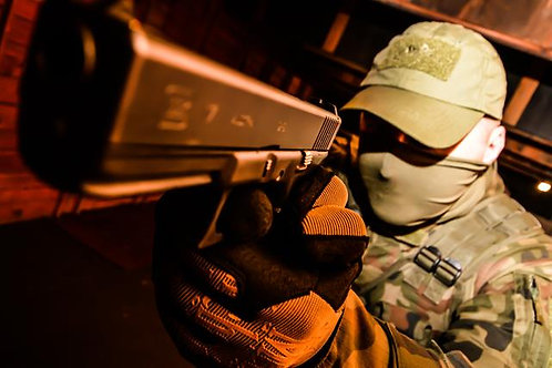 Urban Tactical Pistol 4-days course / Pay in full