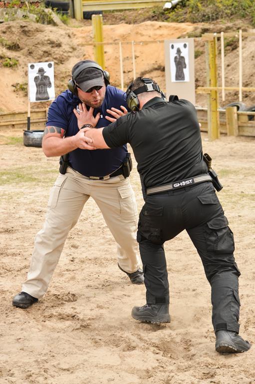 Urban Tactical Pistol + High Stress Reaction Training