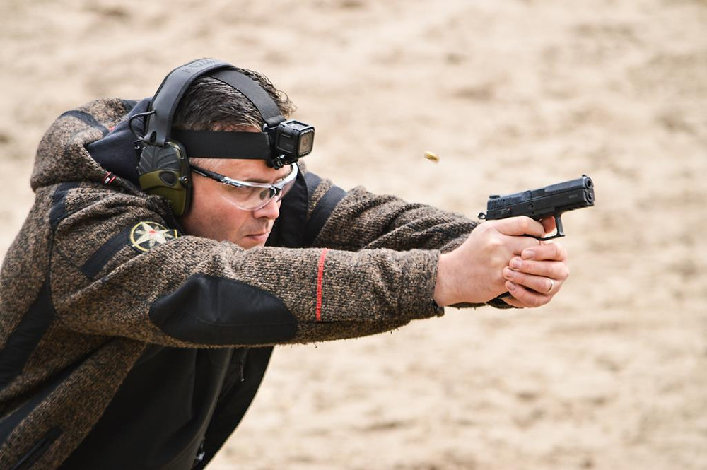 One of the most important things about gun ownership and using a gun in general is that it teaches responsibility and discipline.