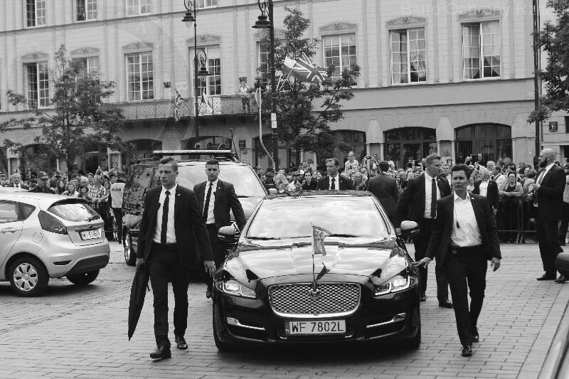 Close Protection Warsaw Poland