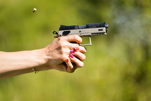 Combat Pistol (3-days course): WOMEN ONLY!