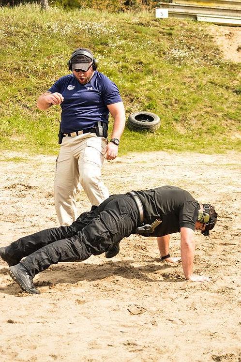 Urban Tactical Pistol + High Stress Reaction Training (Deposit)