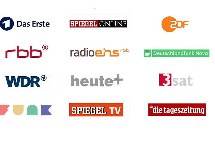 Robert Ackermann, Spiegel, Spiegel Online, ZDF, RBB