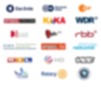Firmen und Organisationen für die wird Videos produziert haben