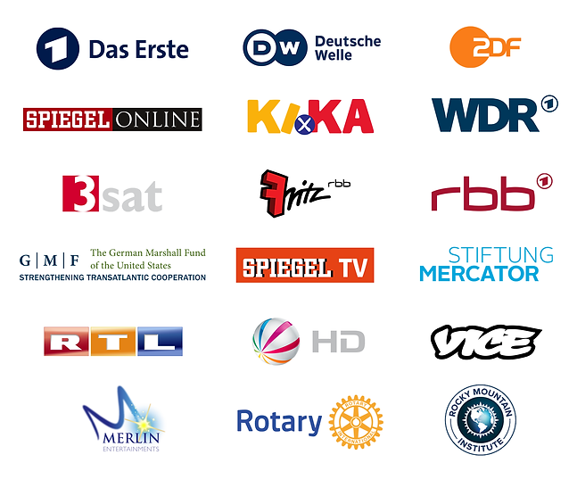Companies and NGOs for which we realized video productions