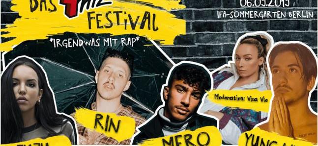 """Festival Trailer """"Irgendwas mit Rap"""""""