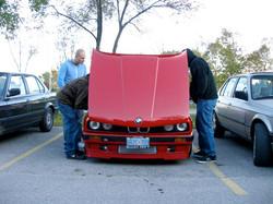 E30 BMW Social 2009