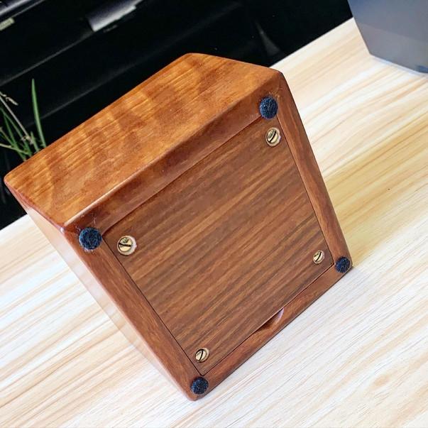 Mitered cherry box by Wayne S.