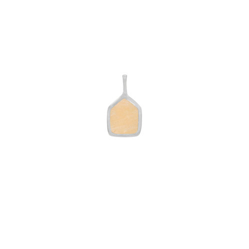 Peach Affair Pendant