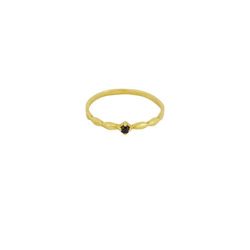 Keepsake Ring Onyx