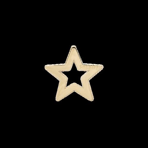 Sheriff Star Necklace Charm