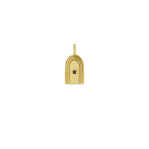 Dreamland Doorway Pendant Black