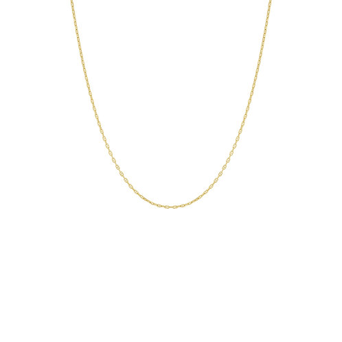 Hooked Chain Necklace