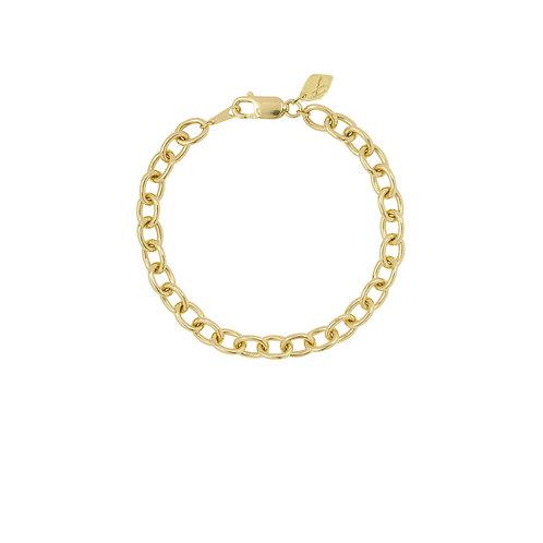 Statement Link Bracelet
