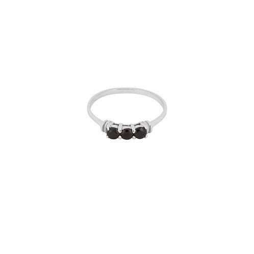 Triple Treasured Ring